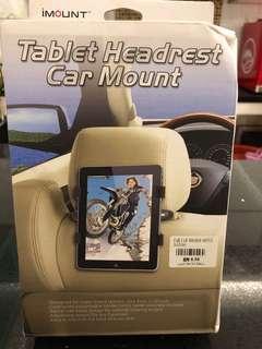 New Tablet Headrest Car Mount