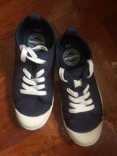 Shoopen 韓國 帆布鞋 37