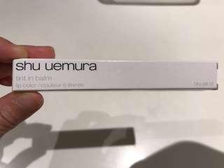 Shu uemura Tint in balm lip color Divine Wine