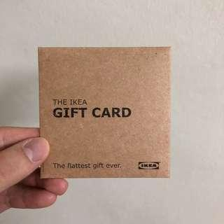 Ikea Gift Card - with Credit RM1,000.00