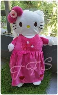 Guling boneka kitty