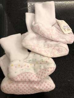 New Mothercare Infant Bootie