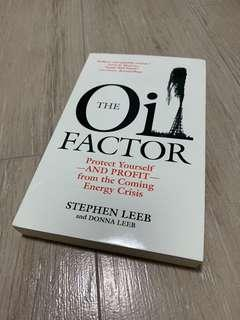The Oil Factor by Stephen & Donna Leeb
