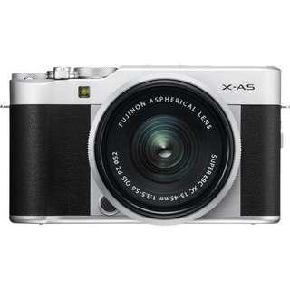 Kredit Fujifilm X-A5 Mirrorless  15-45mm + Instax Share SP-2 Tanpa CC