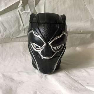Black Panther Popcorn Container