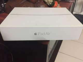 Ipad Air 2 complete box