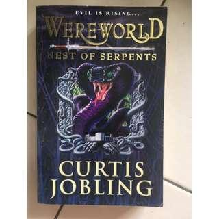 Jobling, Curtis - WEREWORLD: NEST OF SERPENTS