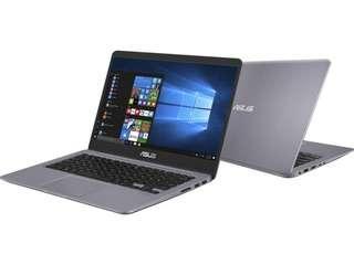 Kredit Asus X441MA Dual Core N4000 Proses 3 menit tanpa Cc
