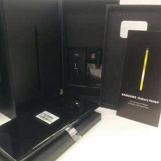 Days Old Gift Received Samsung Note 9 Black MHNOV