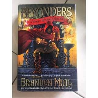 Mull, Brandon - BEYONDERS: A WORLD WITHOUT HEROES