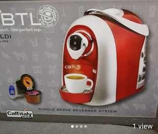 Brand New CBLT coffee machine model S04