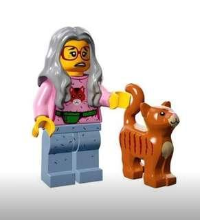 Lego 71004 The Lego Movie Minifigures Mrs Scratchen Post