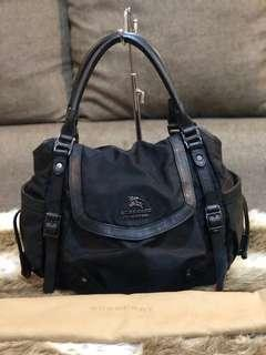 Authentic Burberry Hobo With Dustbag