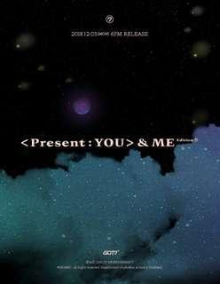 [QUICK PO] GOT7 PRESENT: YOU&ME