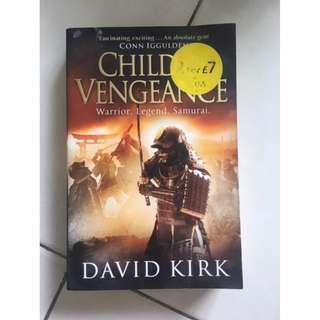 Kirk, David - CHILD OF VENGEANCE