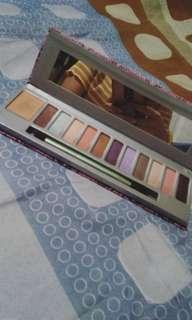 Mally Citychic Loving Life Eyeshadow Palette