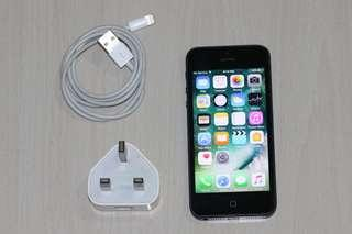 Iphone 5 Space Grey 32GB