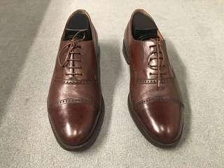 Florsheim Imperial Cap Toe Brown