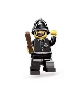 Lego 71002 Series 11 Minifigures Constable