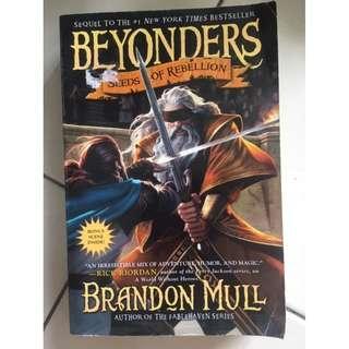 Mull, Brandon - BEYONDERS: SEEDS OF REBELLION