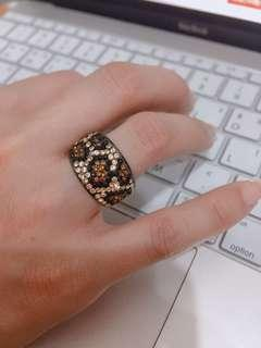 🚚 韓國爆紅的豹紋戒指🌟