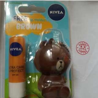 NIVEA LINE friends Sun Protect Lip