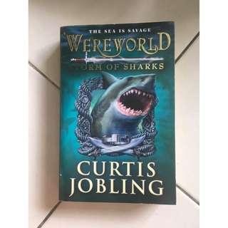 Jobling, Curtis - WEREWORLD: STORM OF SHARKS