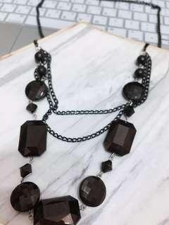 🚚 寶石項鍊