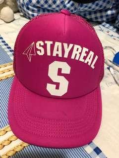 🚚 Stayreal 二手帽