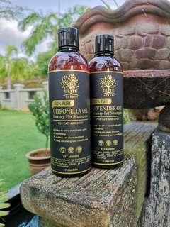 100% Pure Citronella / Lavender Oil (For Cat & Dogs)