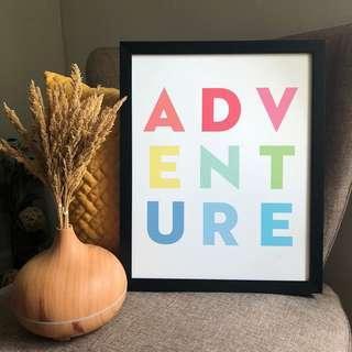 Tropical ADVENTURE Frame
