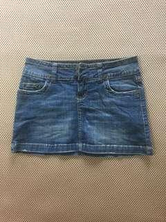 🚚 美國帶回牛仔超短裙
