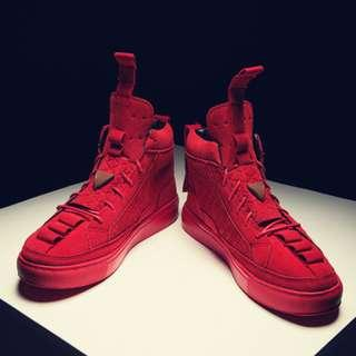 [NEW][PO] PROMOTION FOR MONTH !!! Super Pretty Cool HIgh Cut Shoes! PM TO DEAL NOW !! SIZE 36-44