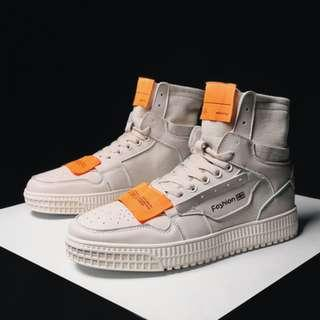 [NEW][PO] PROMOTION FOR MONTH   !!! Super Pretty Cool HIgh Cut Shoes! PM TO DEAL NOW !!