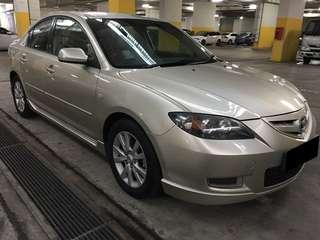CHEAP CAR FOR RENT $55 PER DAY ( WEEKDAYS) MAZDA 3 P PLATE WELCOME (LOW DEPOSIT)