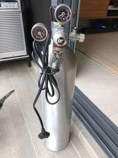 CO2 Cylinder Tank (3L)