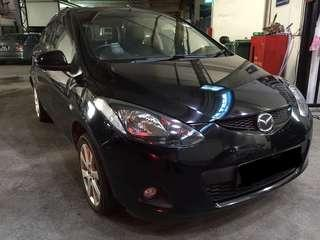 $55 PER DAY WEEKDAYS MAZDA 2 P PLATE WELCOME (LOW DEPOSIT)