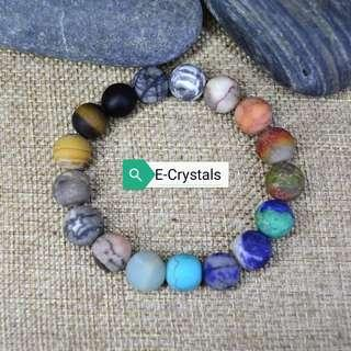 🌏 A beautiful natural stone bracelet 🌍