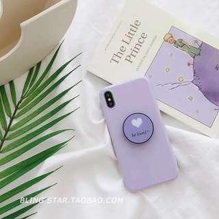 iPhone 6s Plus casing with holder