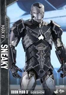 Hot Toys Iron Man 3 Sneaky
