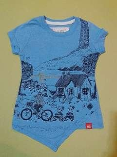 Baby Mossimo Blue Shirt