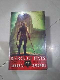 The Blood of Elves