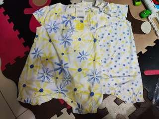 Next 班點 女童 睡衣 2套裝 全棉 全新 破底價!