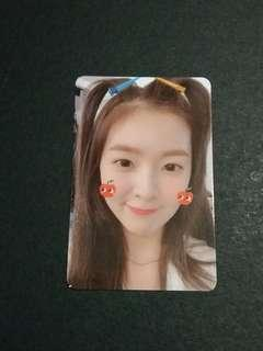 WTS Red Velvet Irene Summer Magic limited ver photocard