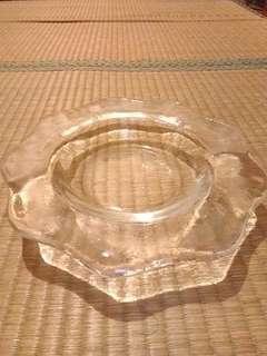 水晶玻璃盤座