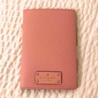No.2 Kate Spade Passport Holder Pink