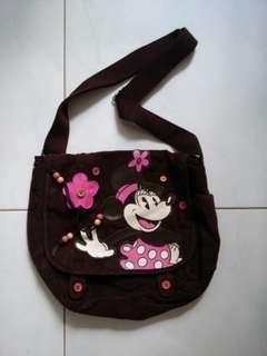 Disney Minnie shoulder bag 迪士尼米妮斜孭袋