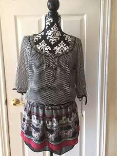 Guess Los Angeles Dress Size Small