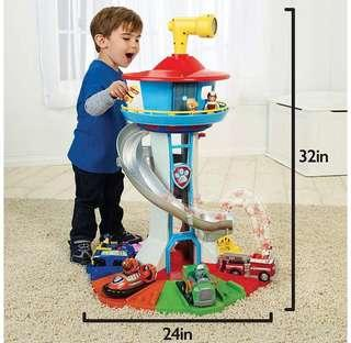 🚚 BN Paw Patrol lookout tower