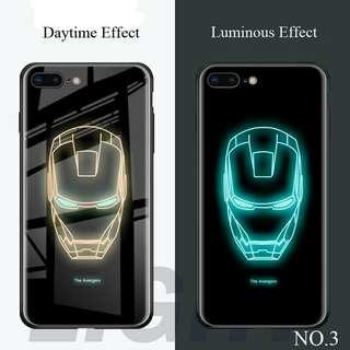 Iphone MARVEL Luminous Casings